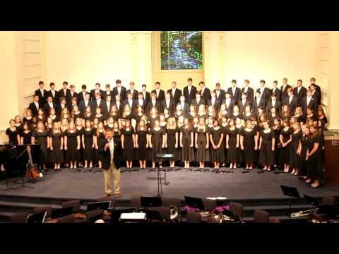 Mississippi Baptist All-State Youth Choir & Orchestra 2012