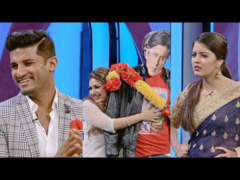 Onnum Onnum Moonu Season 2 I Ep 62 - Vijay Yesudas on the floor I Mazhavil Manorama