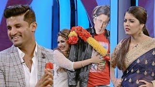 Onnum Onnum Moonu Season 2 I Ep 62 - Vijay Yesudas on the floor I Mazhavil Manorama