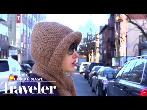 My New York with Sophie Van Der Stap | Condé Nast Traveler