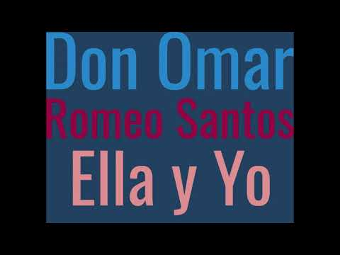 Ella y Yo - Don Omar Ft Aventura(Video Lyrics)