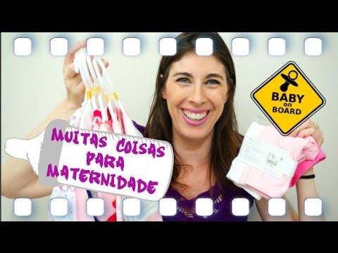 Cha de bebe Virtual   Mala da maternidade   Diario de Gravidez #11