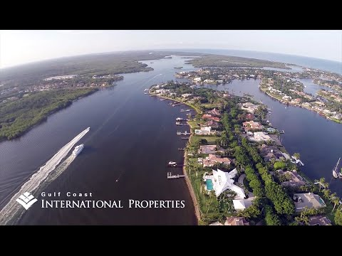 Boating Neighborhoods of Naples, Florida