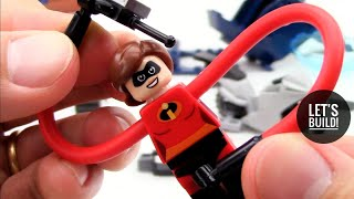 LEGO INCREDIBLES 2: Elastigirl's Rooftop Pursuit 10759 - Let's Build!
