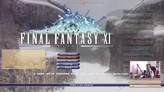 Final Fantasy XI [PC] - Playing FFXI #Newplayer #Newcharacter