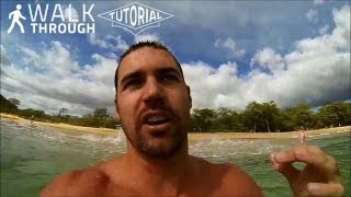 Tips for Wave Photos  Gopro Hero 3 Black Edition