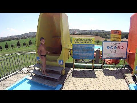 AquaCity Zalaegerszeg in Hungary (Nepi Music Video)
