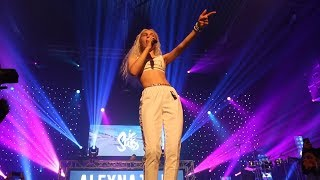 Aleyna Tilki - Sen Olsan Bari / Amsterdam Konseri 28.04.2018 The Box Video