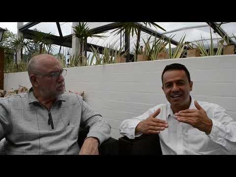 Entrevista 3 al candidato Geovani Henao, La Ceja