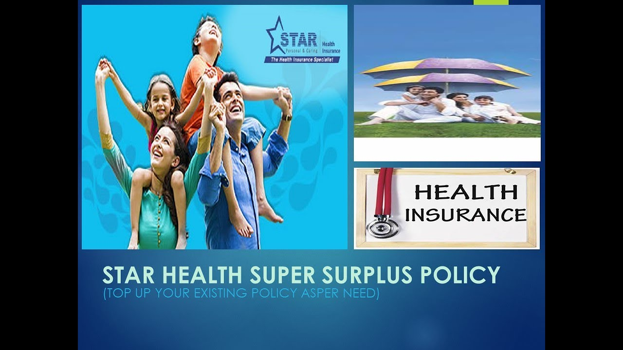 STAR HEALTH INSURANCE IN DETAILS (IN HINDI) | SUPER ...