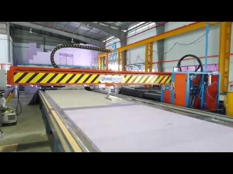 Производство сэндвич панелей для авто фургонов - оборудование
