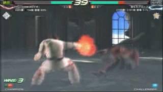 no82 カズヤ(THG) vs ブルース(潜られ)