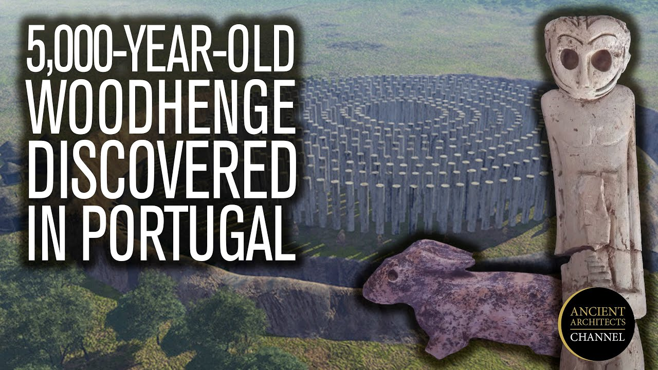5,000-Year-Old 'Woodhenge' Discovered in Portugal | Ancient Architects