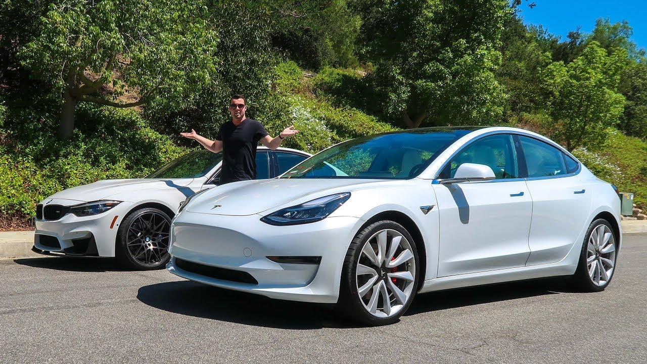 The 75 000 Tesla Model 3 Performance Is Better Than An M3