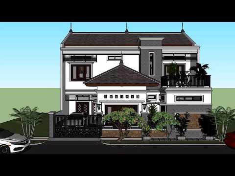 desain-rumah-lahan-12x10m,-5-k.tidur-ada-musholla-dan-taman-di-dalam