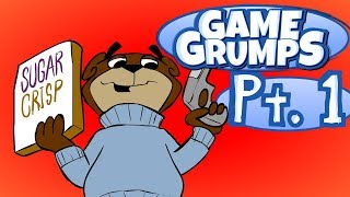 Game Grumps Animated - Sugar Crisp - PART 1