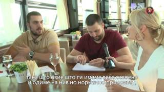 Страхиња Милиќ и Стојанче Стоилов играат асоцијации
