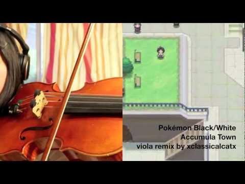 Pokémon Black/White - Accumula Town Viola Remix