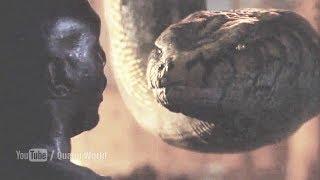 Anaconda killed Morris Chestnut | Anacondas (2004) Movie Scene | Anaconda Swallowed