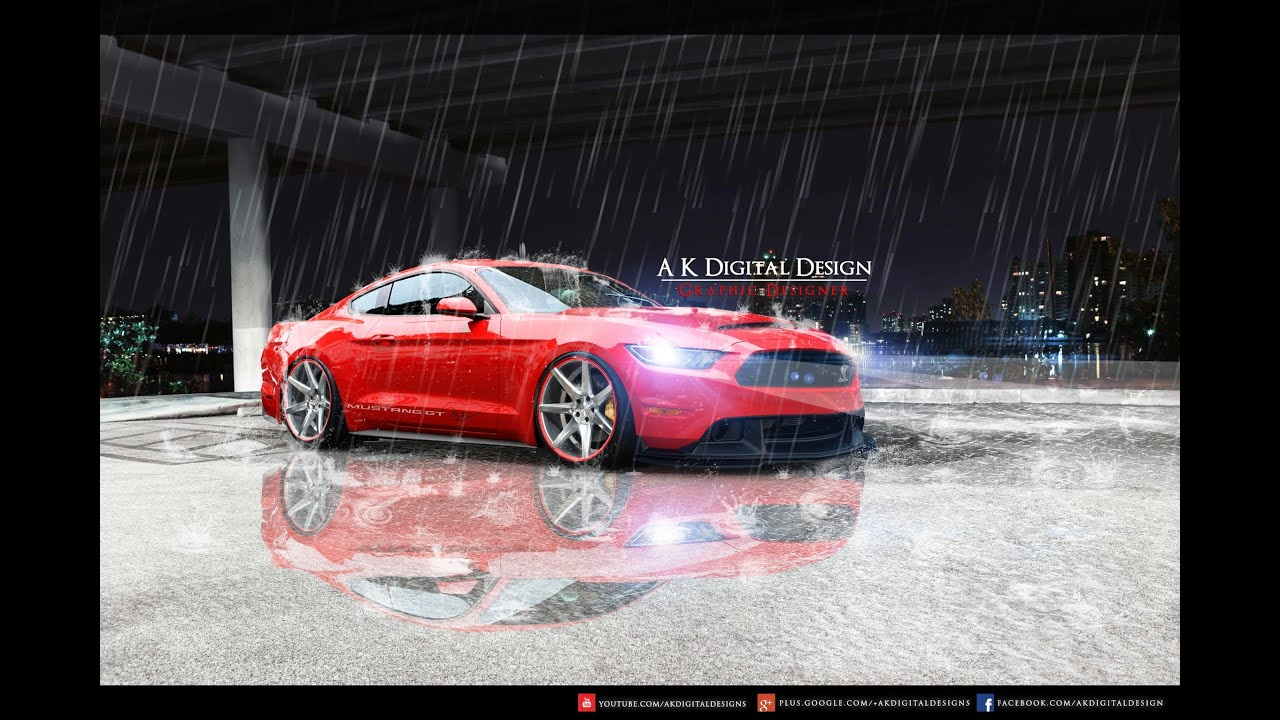 2015 Ford Mustang Modified Youtube