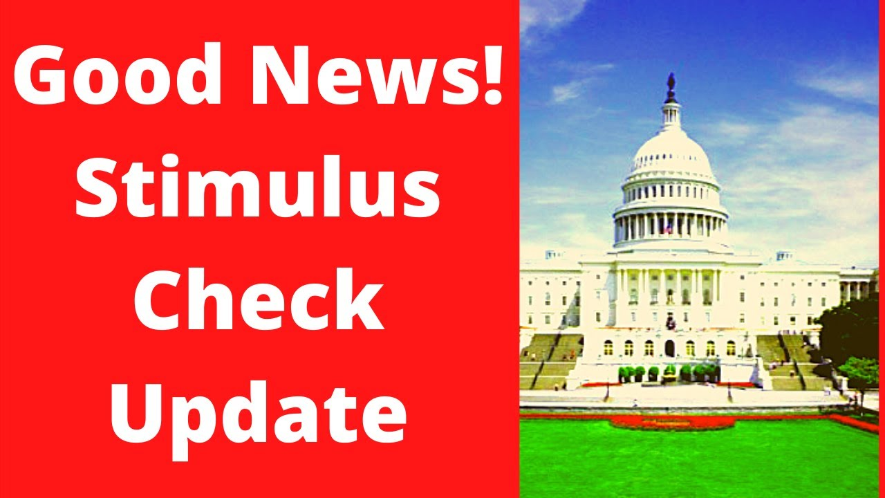 $1200 2nd Stimulus Check Money Update Good News Timeline 7 10 20
