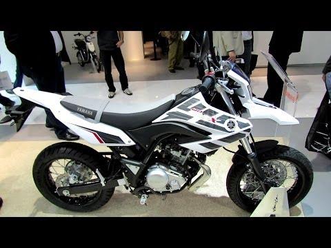 2014 Yamaha WR125X Walkaround - 2013 EICMA Milano Motorcycle Exhibition