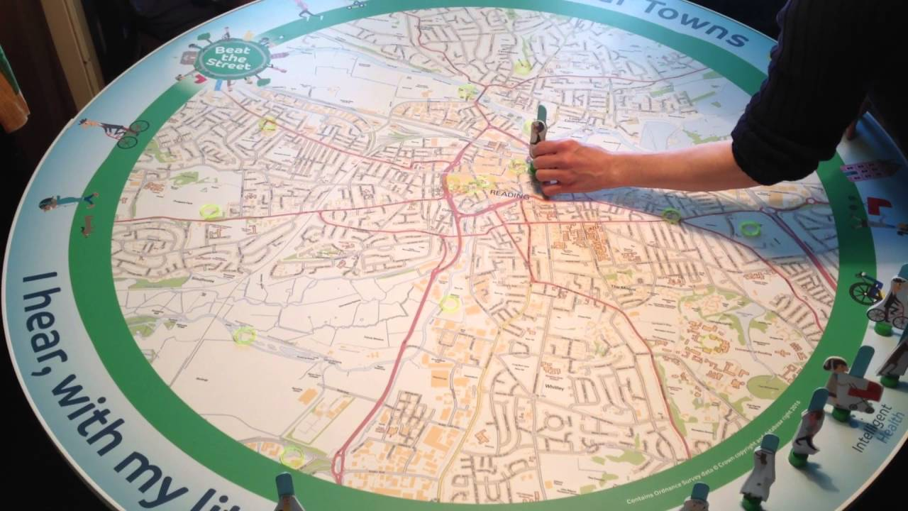 Beat The Street Map Beat the Street Sound Map   YouTube