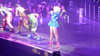 Download Rihanna - Intro + Only Girl (In The World) LIVE - O2 ARENA, PRAGUE, 7.12.2011 MP3 song and Music Video