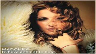 Madonna To Have And Not To Hold (Manu Remix)