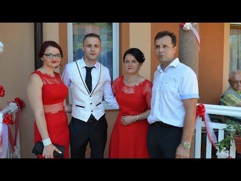 Svadba Indira i Mirel 1-dio 31-07 2016 Podgajevi- Lukavac Asim Snimatelj-061/179-449.