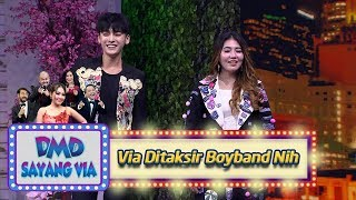 Download lagu Ciyeee.... Via Ditaksir Boyband Nih - DMD Sayang Via (30/10)