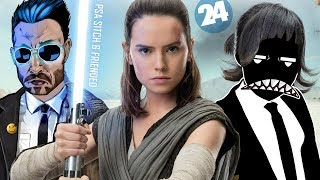 🔴 PSA SITCH & FRIENDED: You Don't Like Star Wars Because You're Sexist!