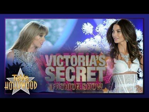 Taylor Swift Arrasa en Victorias Secret Fashion Show 2013