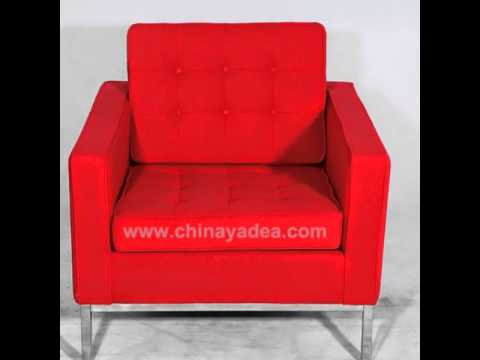 Modern Classic Designer Sofa Florence Knoll Sofa Replica