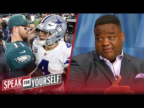 Dak's market value isn't like Wentz, Jones should call his contract bluff | NFL | SPEAK FOR YOURSELF