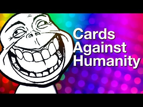 Cards Against Humanity! - Wobbly Butt Stuff Legs!
