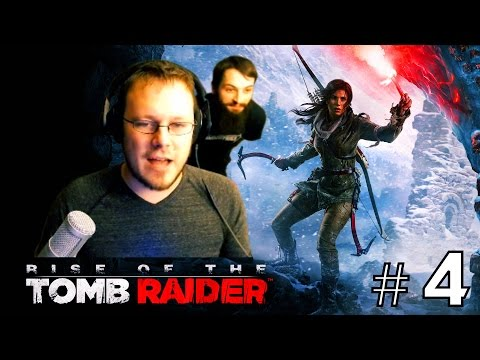 Aaron Plays Rise of the Tomb Raider #4 HOLY SHOES
