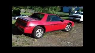 1984 Pontiac Fiero walk around, tour and drive