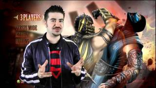 Mortal Kombat Angry Review (2011) (Video Game Video Review)