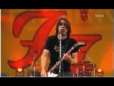 Foo Fighters @ Bizarre Festival (2000)