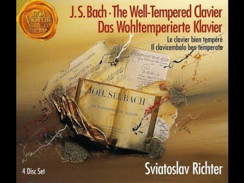 **♪スヴャトスラフ・リヒテル / J.S.バッハ:平均律クラヴィーア曲集 第2巻 BWV 870 – 893 |  Mp3 Download