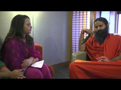 IndiaSe Media Interviews Baba Ramdev in Singapore