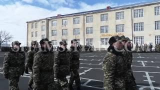 Կոտայքի մարզի զորամասերից մեկում տեղի ունեցավ նորակոչիկների զինվորական երդման արարողությունը