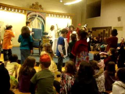 Congregation Or Shalom - Purim- Happy Kids