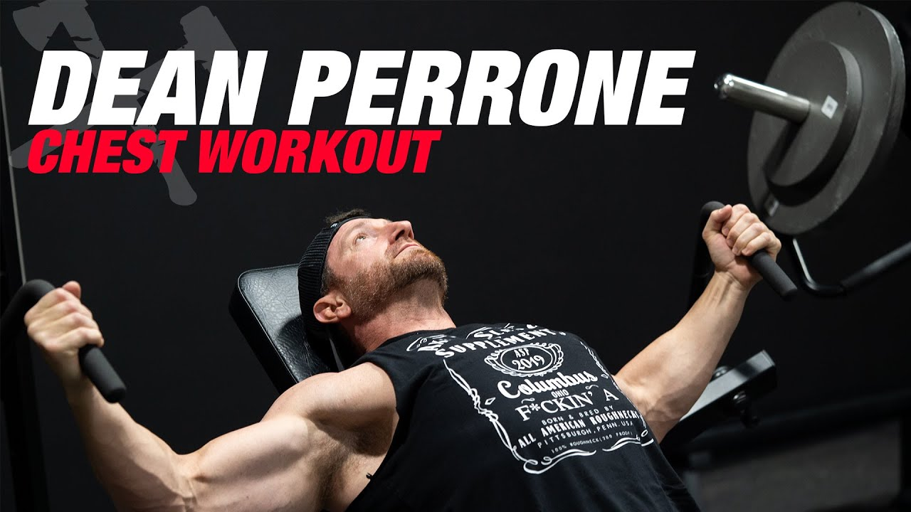 Download Dean Perrone Chest Workout   Axe & Sledge