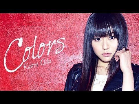 織田かおり2ndアルバム『Colors...