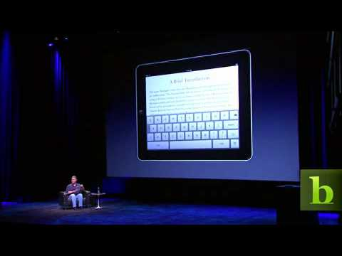 Apple Shows Off Word Processing Software for iPad