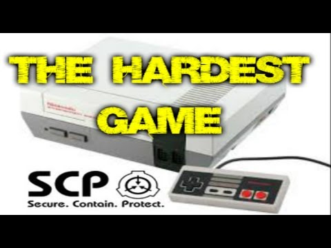 SCP-1315 The hardest Game   Safe   Video Game SCP   SCP Foundation Creepypasta