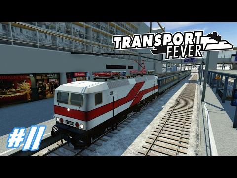 Transport Fever ▶ #11 - Weiße Lady in Dresden - Deutsch German
