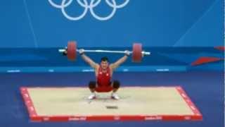 Weightlifting - Men's 94 Kg (A) Snatch Highlights London 2012